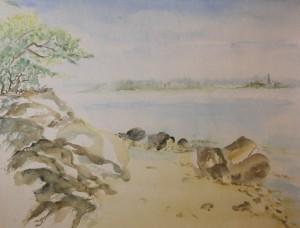 A la plage 2010