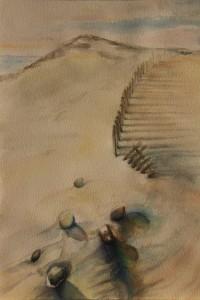 Dune à la plage