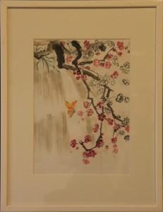 Petit Papillon / cascade