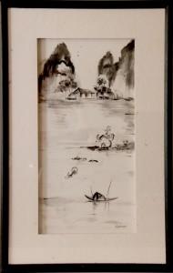 Baie Hai-Long / Souvenir d'Enfance